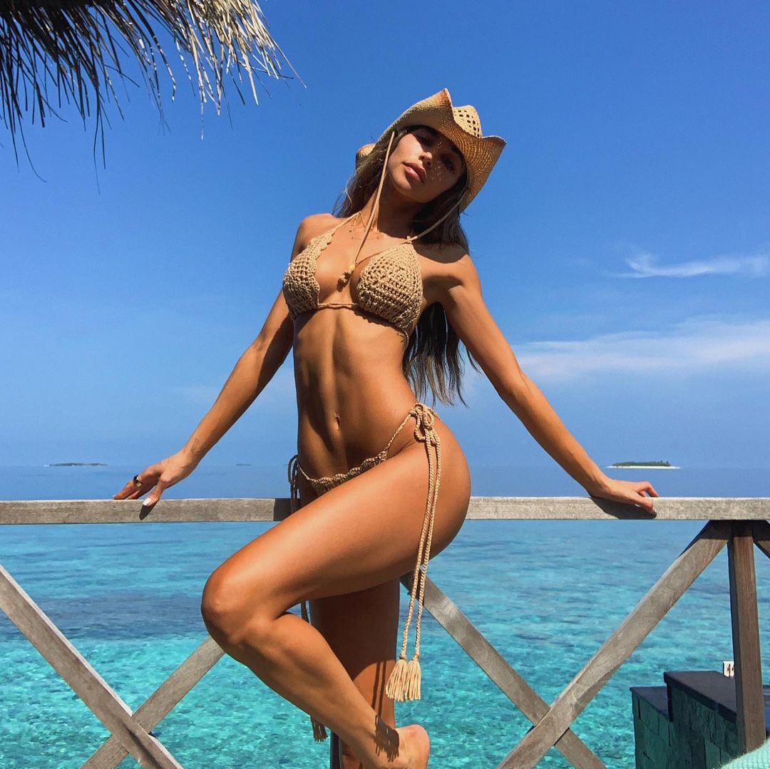 Chantell Jeffries Stunning In Bikini