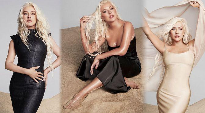 Christina Aguilera Beautiful Boobs And Feet