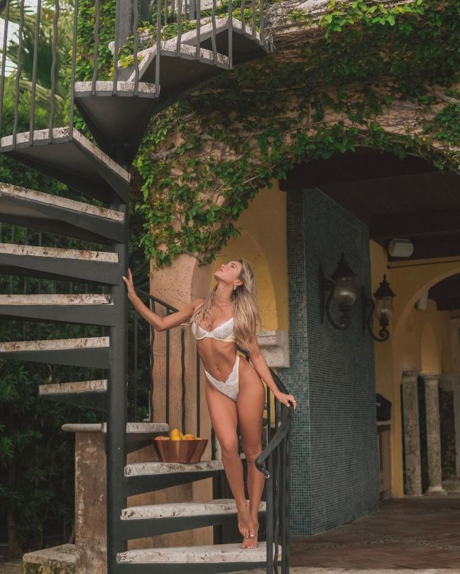 Cindy Prado Sexy Lingerie