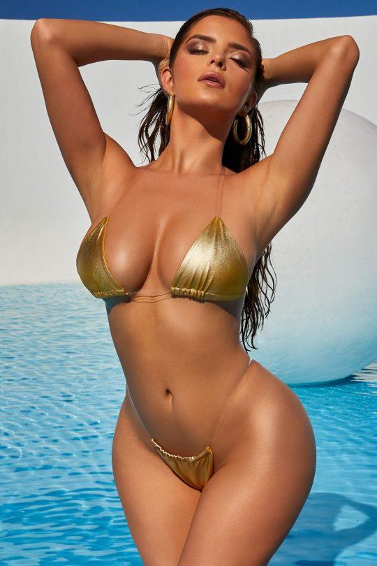 Demi Rose Mawby Sexy Bikinis