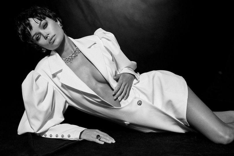 Frida Aasen Sexy Photoshoot