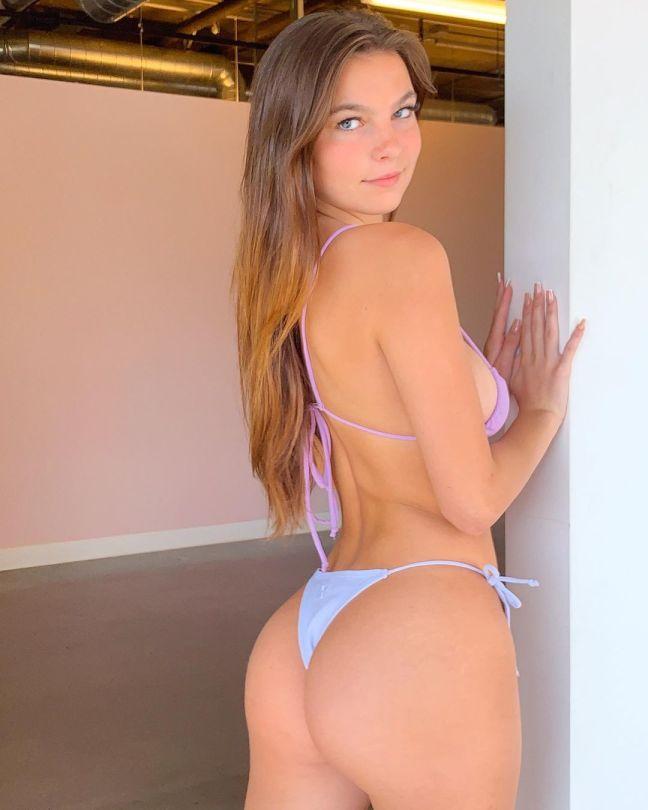Grace Boor Stunning Body