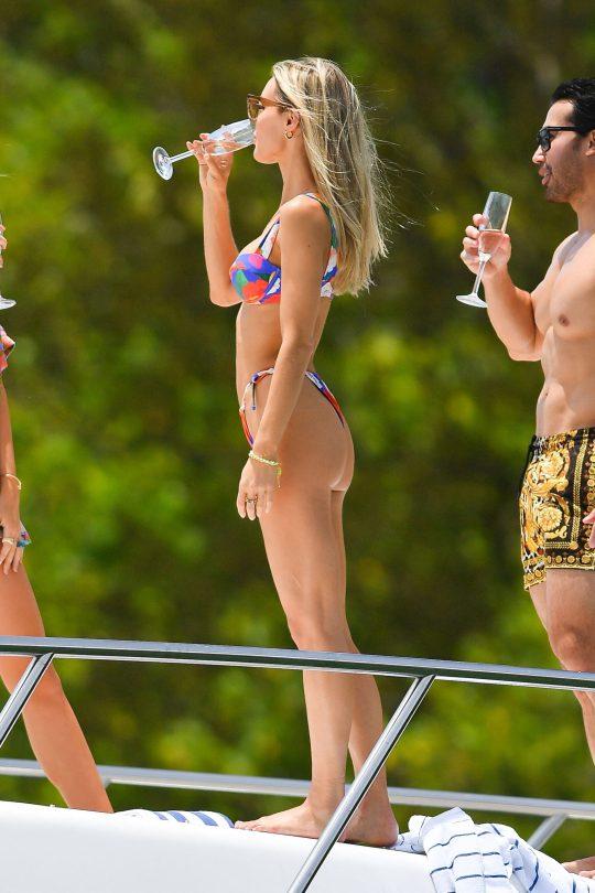 Joy Corrigan In Bikini