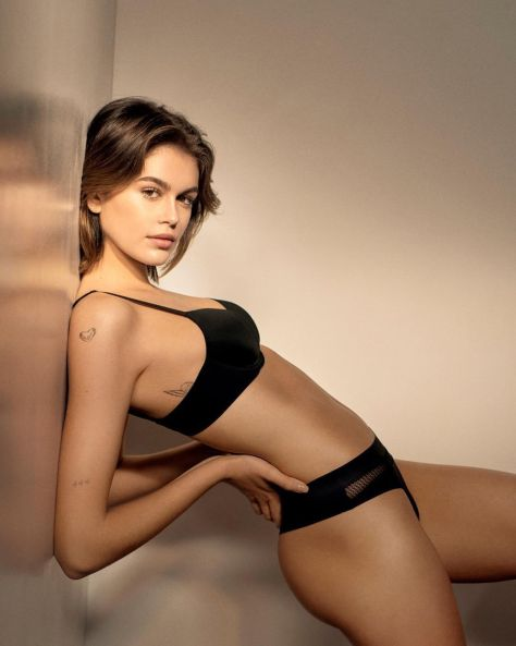 Kaia Gerber Gorgeous Body