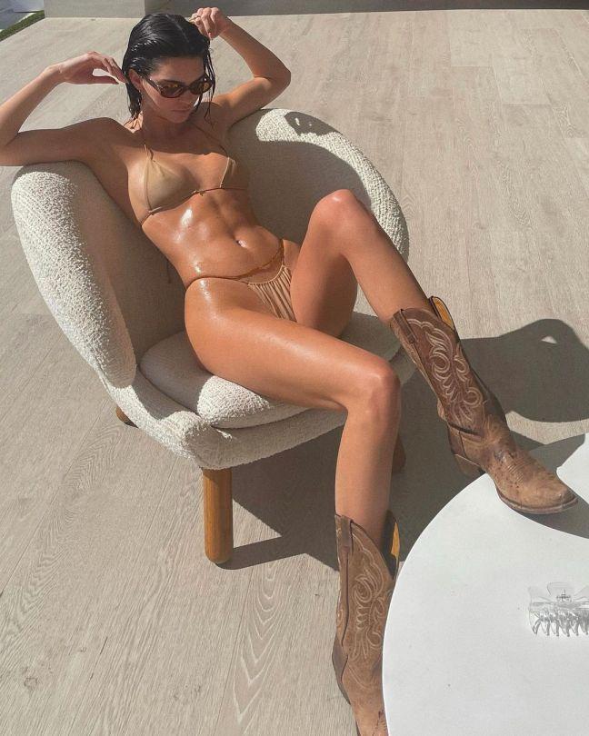 Kendall Jenner Fantastic Body