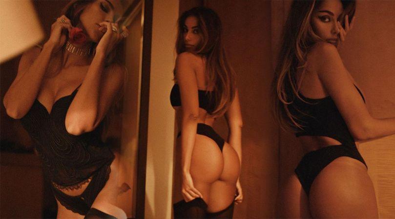 Madalina Diana Ghenea Gorgeous Ass And Boobs