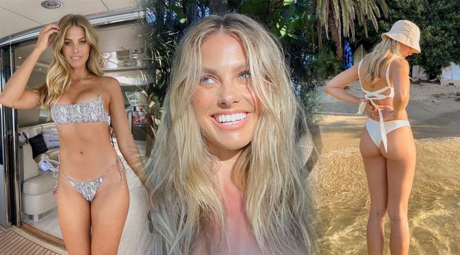 Natalie Jayne Roser – Stunning Body in a Beautiful Instagram Pictures