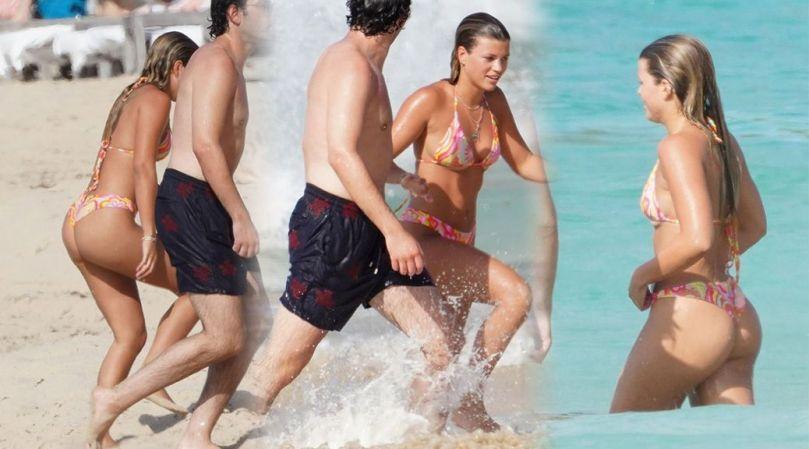 Sofia Richie In Small Bikini