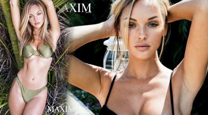 Kristina Sheiter – Gorgeous Body in Maxim Magazine Mexico (April 2021)