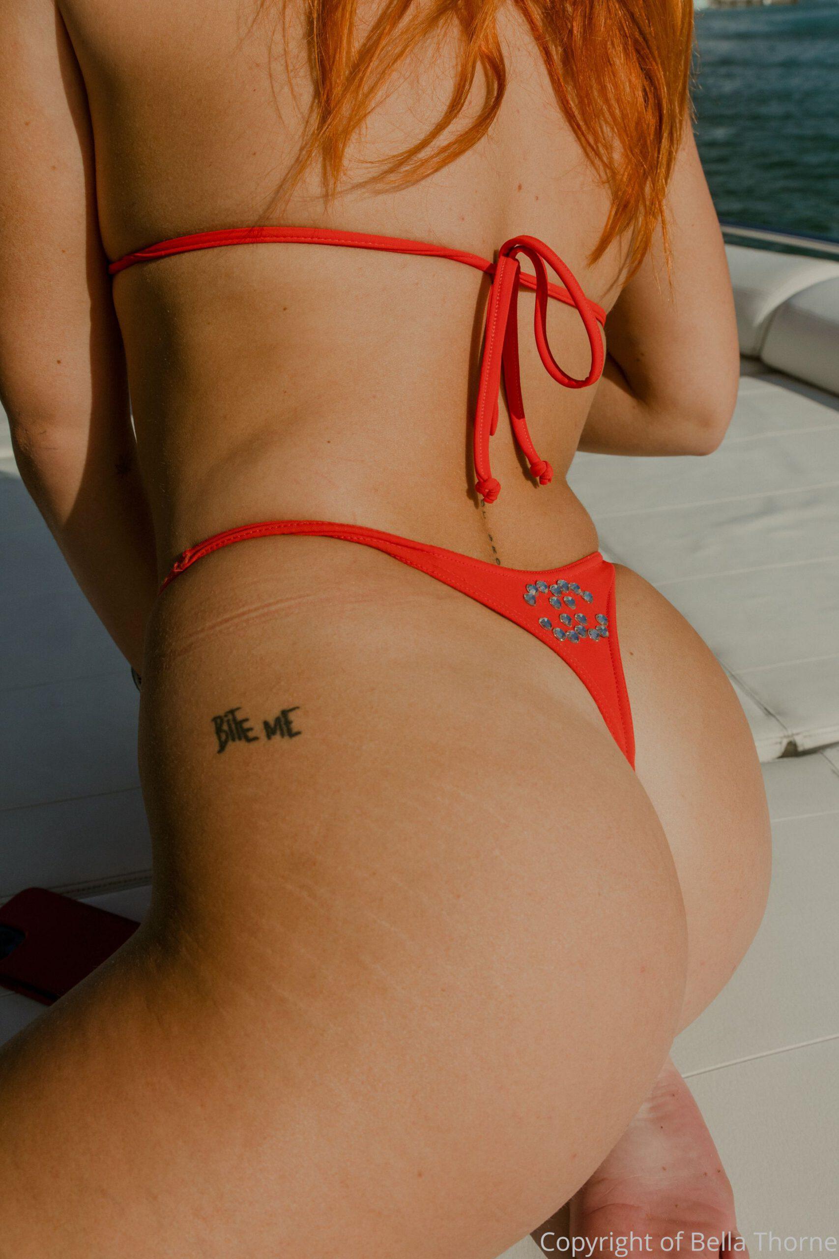 Bella Thorne Fantastic Ass