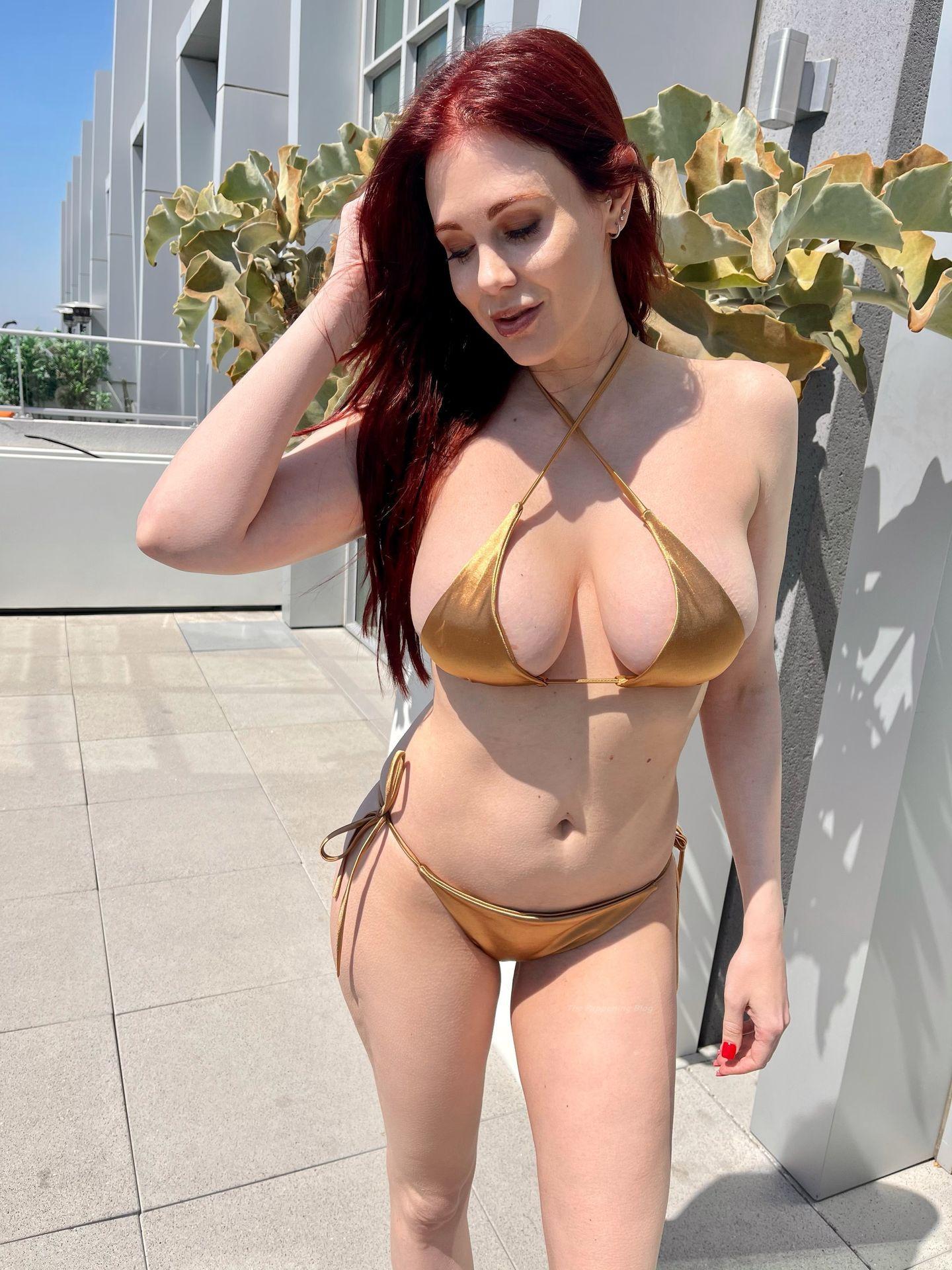 Maitland Ward Beautiful Tits