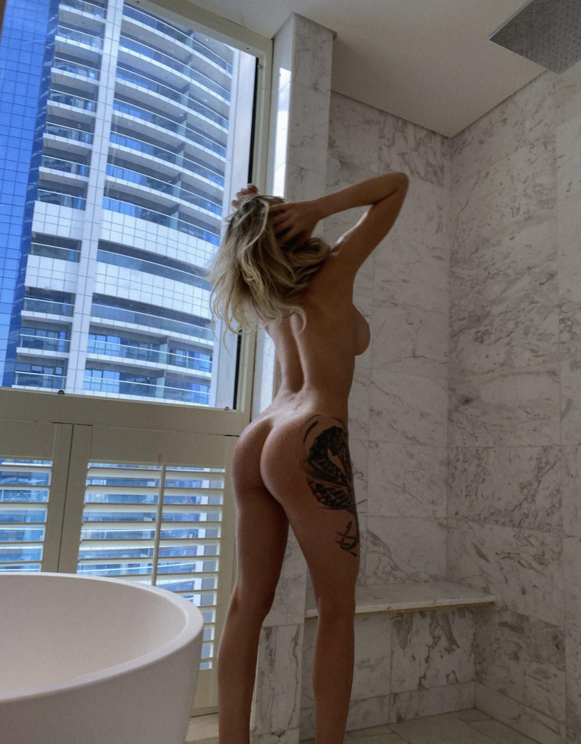 Nata Lee Naked Body