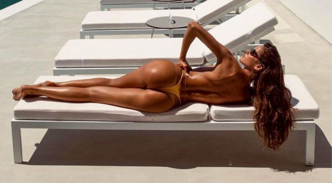 Izabel Goulart's Fantastic Ass and Other Sexy Links!