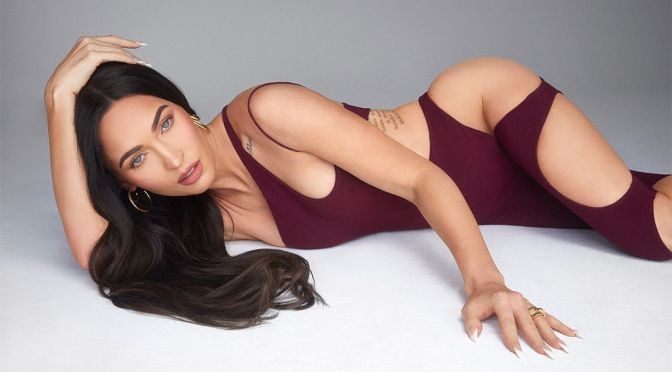 Megan Fox – Gorgeous Body in a Sexy Photoshoot for Basic Magazine (Issue 17)