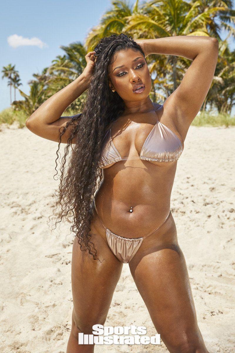Megan Thee Stallion Sexy Body