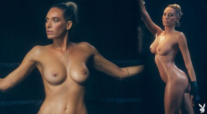 Natalie Mae – Sexy Tits in a Beautiful Naked Photoshoot (NSFW)