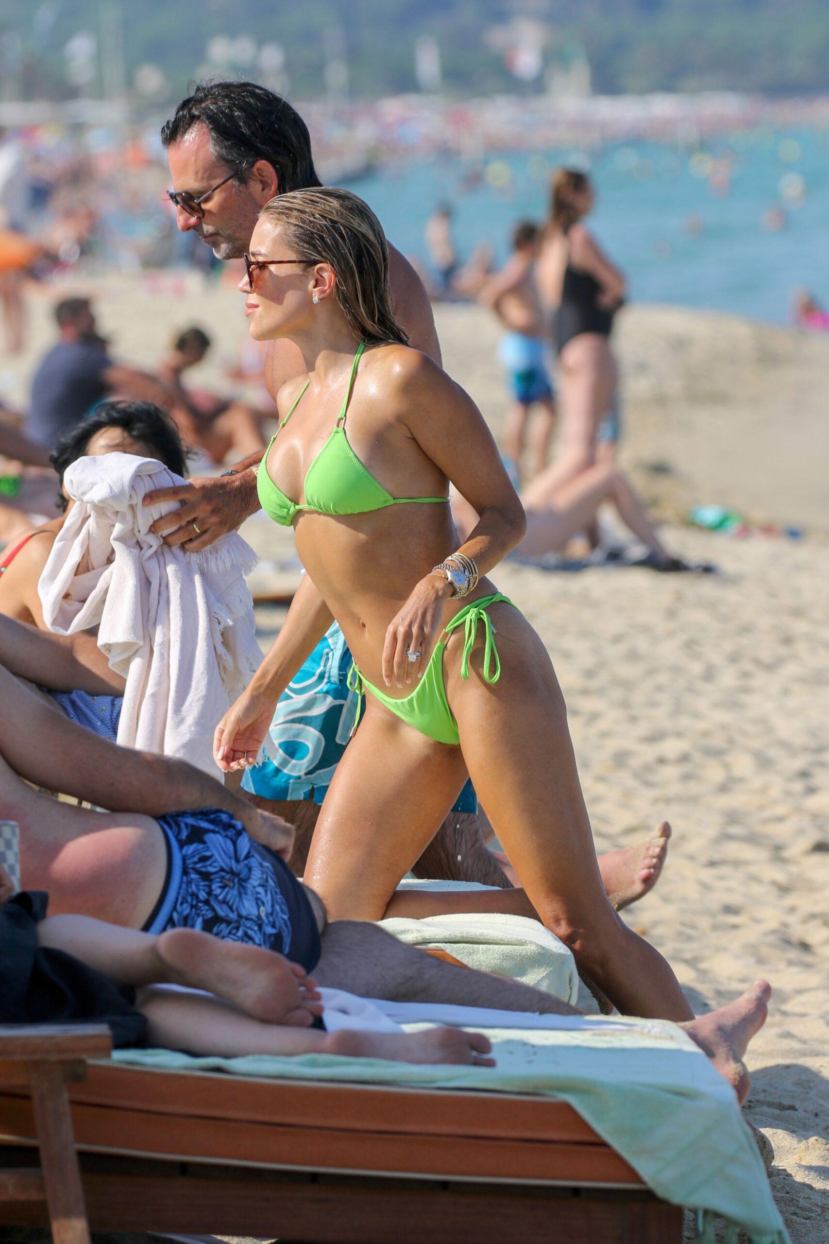 Sylvie Meiss In Bikini