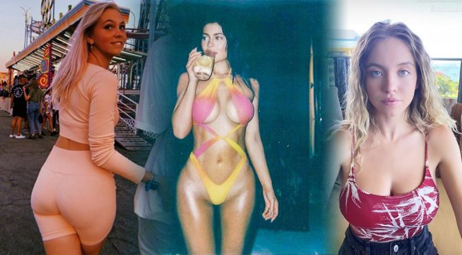 Kylie Jenner's Curvy Body and Other Celebrities in a Weekly Instagram/Twitter Roundup