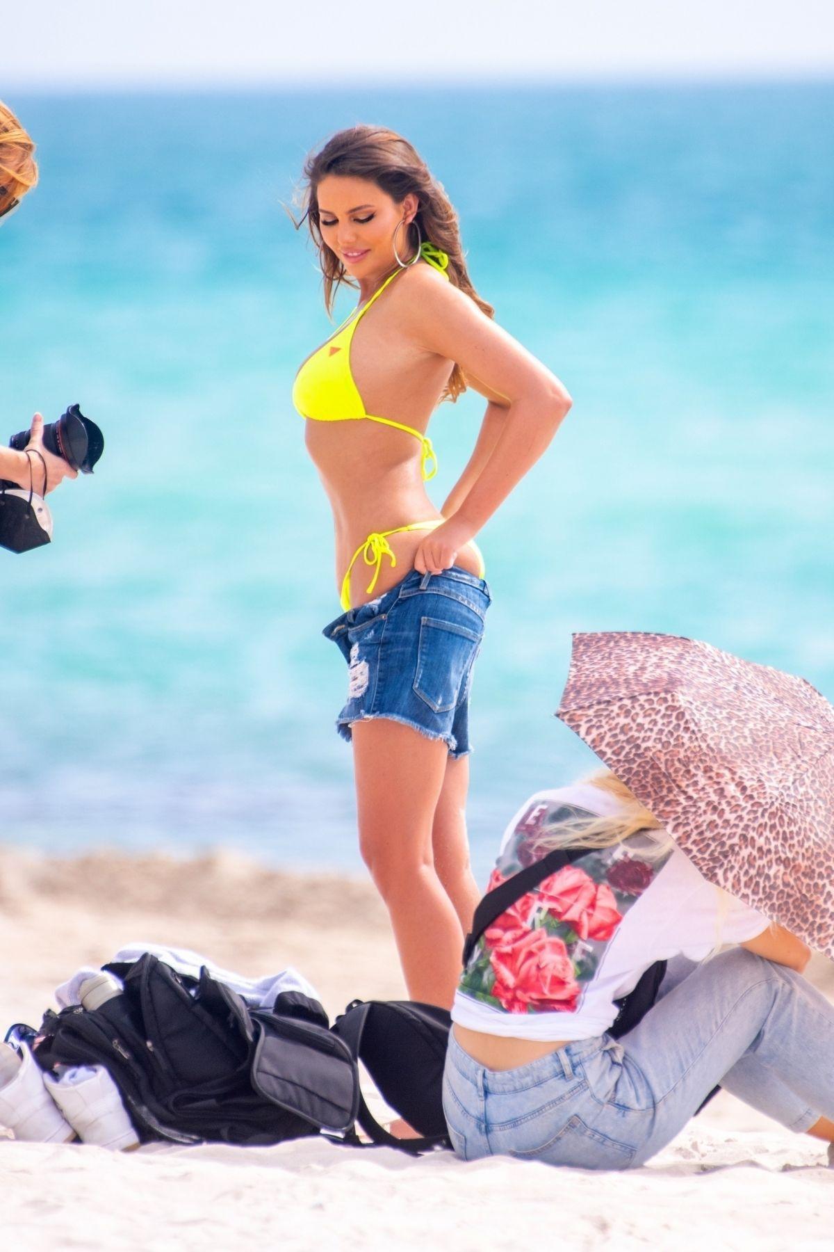 Zita Vass Hot Bikini Body