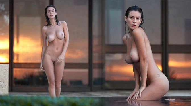Alejandra Guilmant – Fantastic Breasts in a 2017 treats! Magazine Nude Outtakes (NSFW)