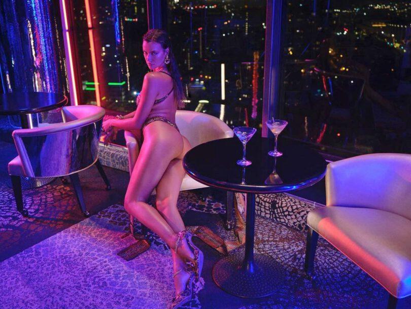 Irina Shayk Fantastic Ass