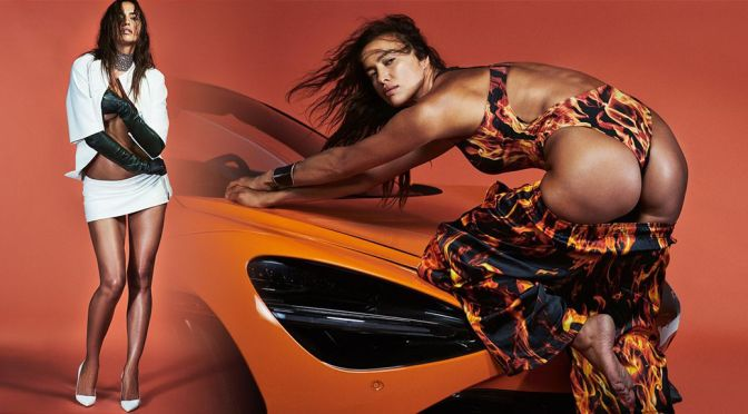 Irina Shayk – Fantastic Ass in a Sexy Photoshoot for Highstyle Magazine (September 2021)