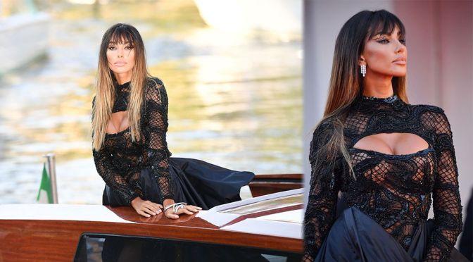 "Madalina Ghenea – Stunning Big Boobs at ""Kineo Prize"" Premiere in Venice"