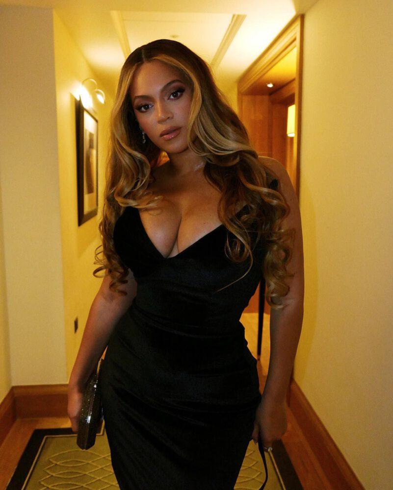 Beyonce Fantastic Big Boobs