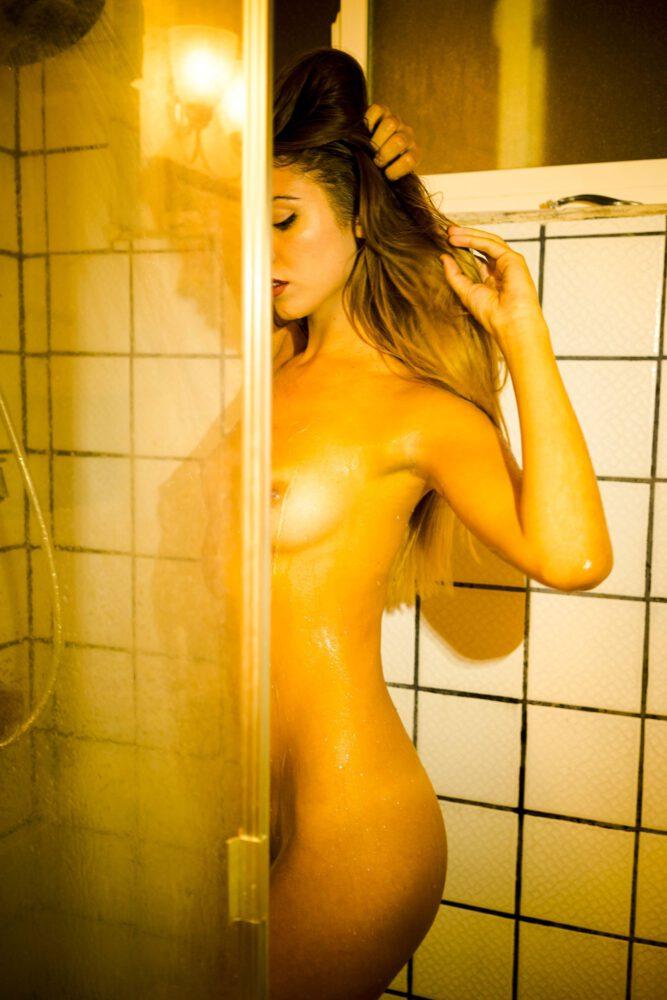 Carmella Rose Beautiful Naked Body