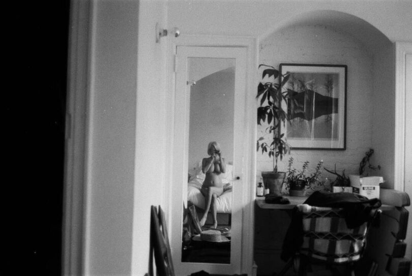 Caroline Vreeland Naked Selfie