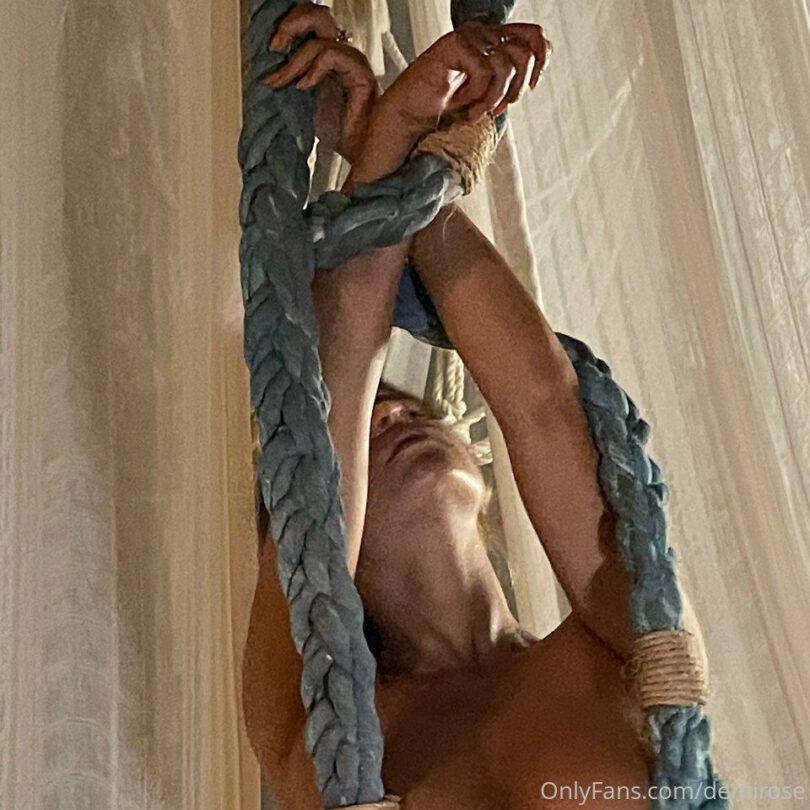 Demi Rose Mawby Naked Boobs