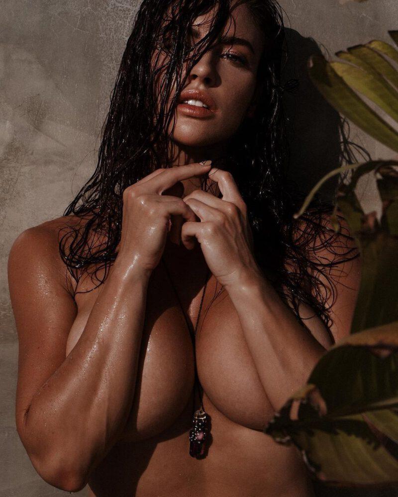 Luciy Javorcekova Beautiful Big Boobs