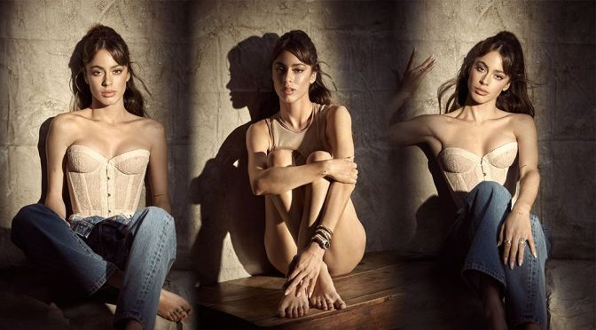 Martina Stoessel – Gorgeous in a Sexy Photoshoot for Vogue Mexico Magazine
