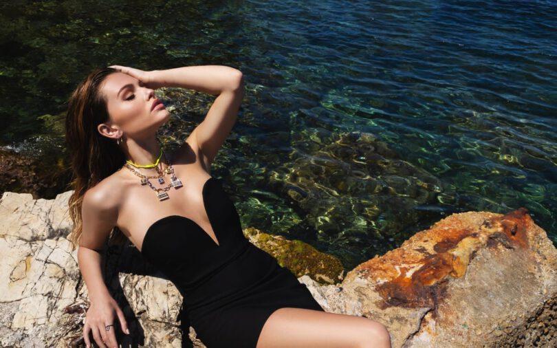 Thylane Blondeau Gorgeous Body