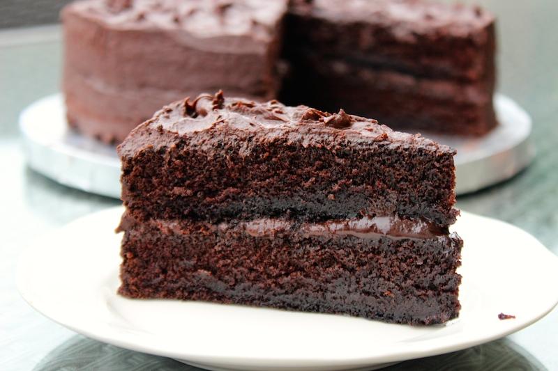 The Best Chocolate Cake Hot Chocolate Hits