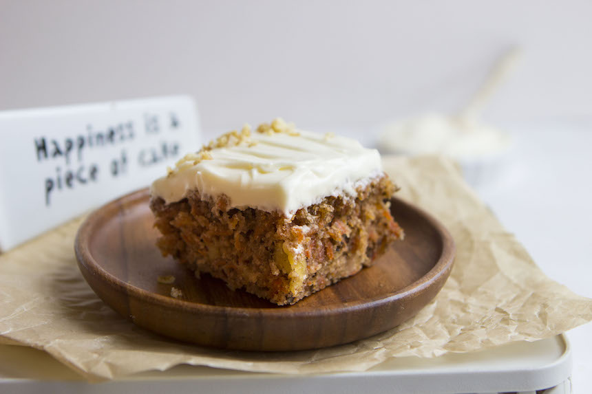 The Best Carrot Cake Hot Chocolate Hits