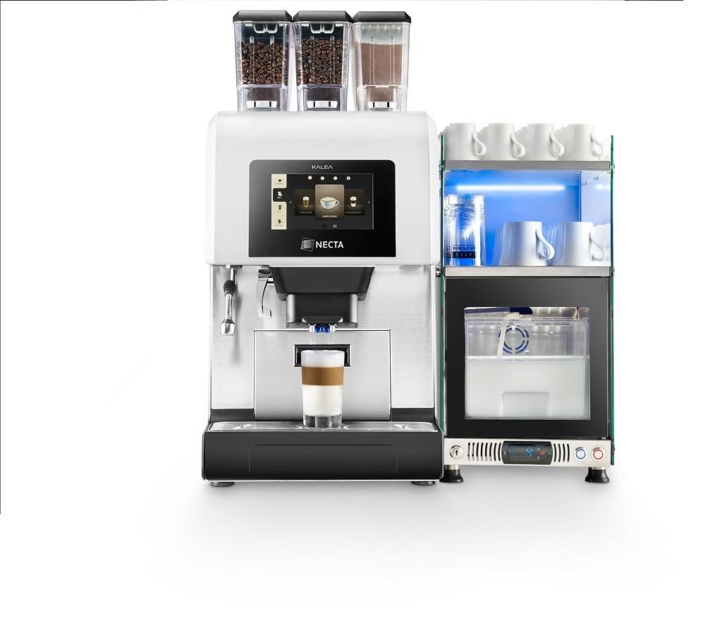 N&W Karisma Doppel-Espresso Frischmilch ( Leasing 36M 389,88 € )