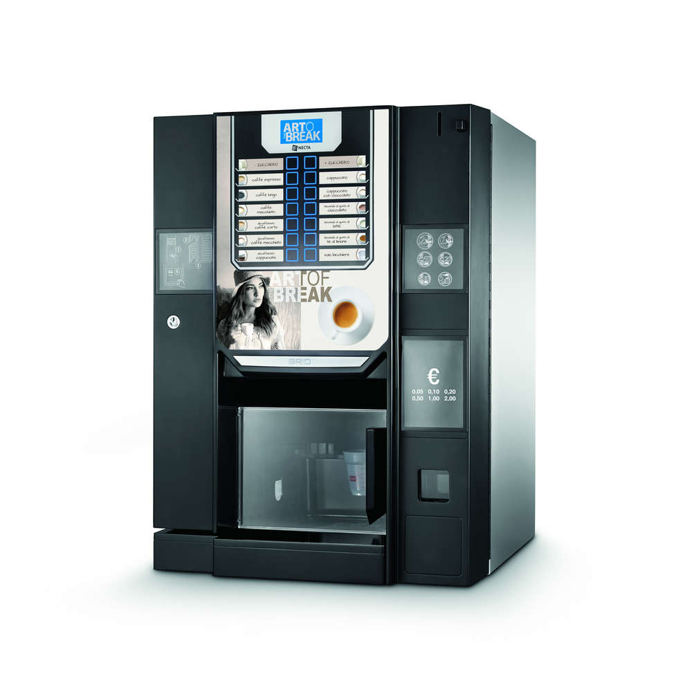 N&W Brio Up Es (Ganze Bohne) ( Leasing 36M 174,62 € ) - Hotcoffee