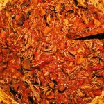 Add the shredded beef back into the pan and allow the ragu to simmer for an additional 30 minutes to thicken up and you are ready to serve. Make this a day or 2 in advance and the flavors will only improve with time...
