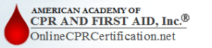 The American Academy of CPR and First Aid is offering a teacher discount for online CPR courses. With promo code SAVEALIFE, rates go down to $12.99 for the class.