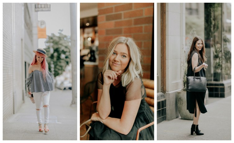 Seattle Fashion Bloggers Influencers