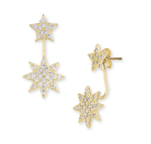 Moon & Lola Starlight Studs