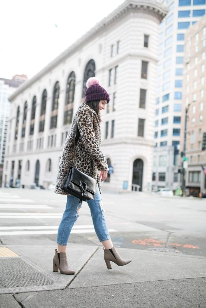 Street style fashion blogger seattle