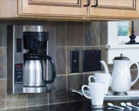 thermal coffee maker new Brew Express wall mounted has ...
