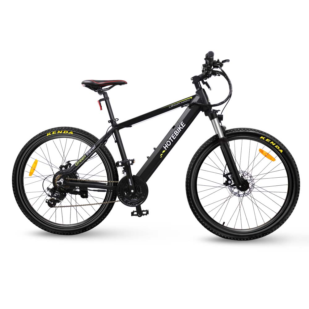 36V 350W 26 inch Assist Best Adult Electric Bicycles