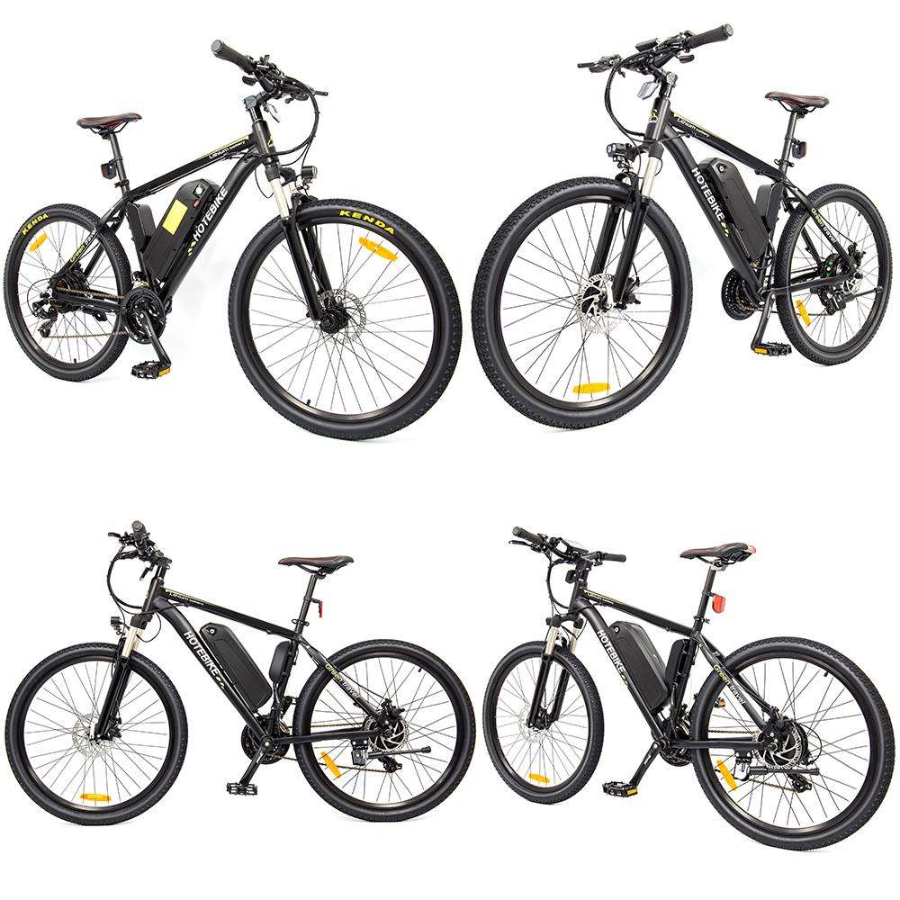 China best E Bike 48v 500w E-Mountain Bikes USA for sale