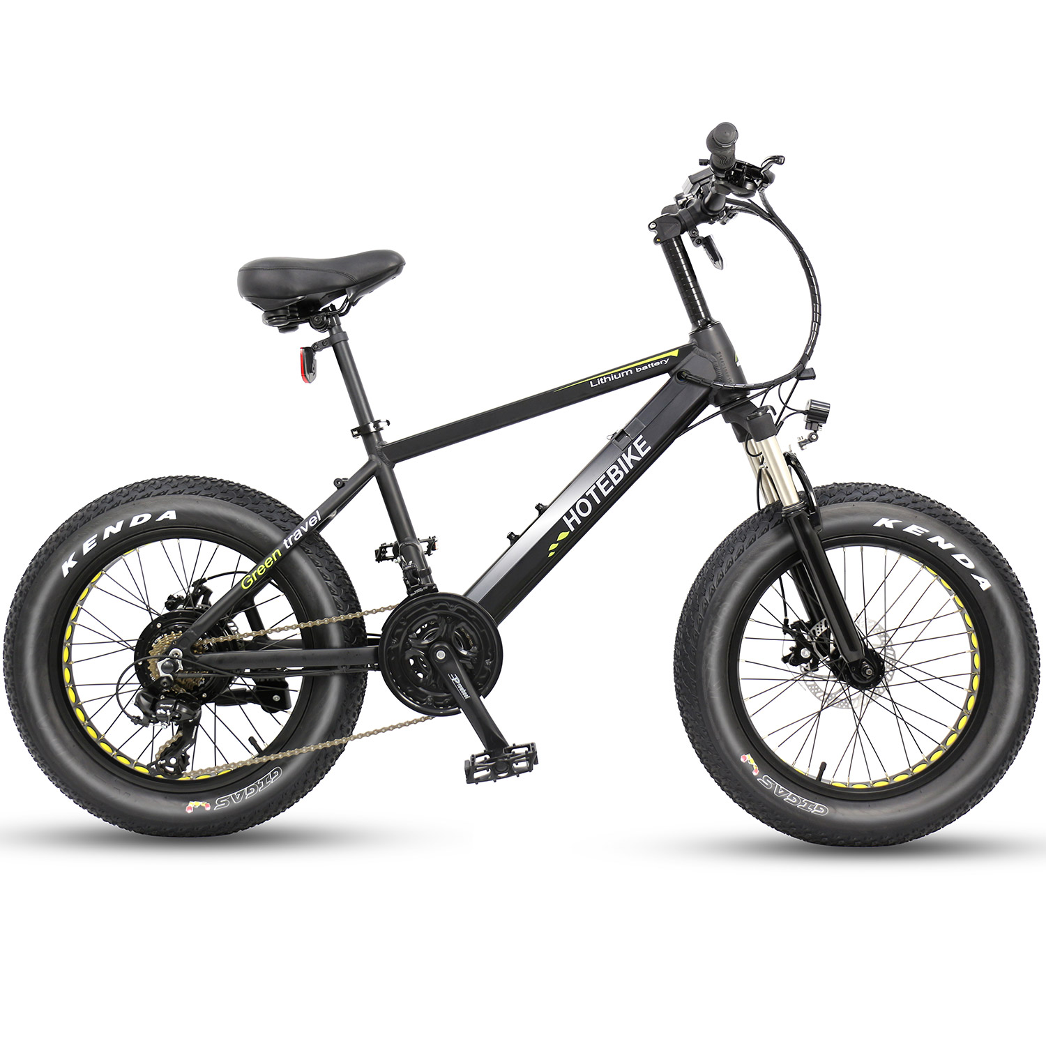 Father's Day----Electric mountain bike for the men who