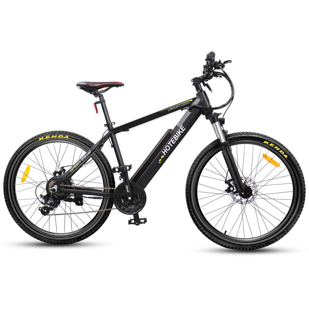 48V 750W high-power 26*1.95 inch fat tire Adult Electric
