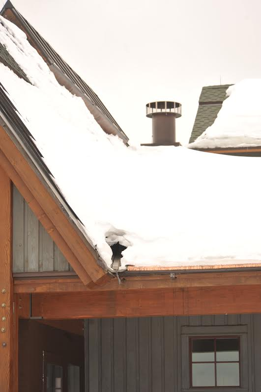 Preventing Ice Dams On Roof With Hotvalley Hotedge