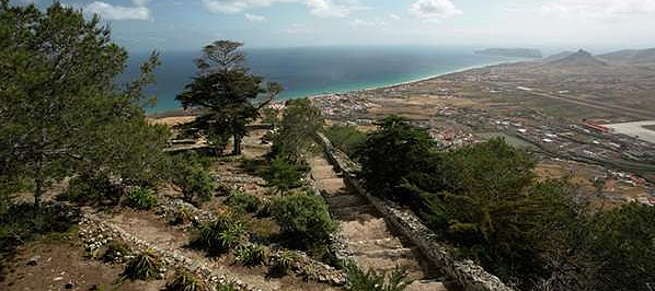 Subida do Pico Castelo